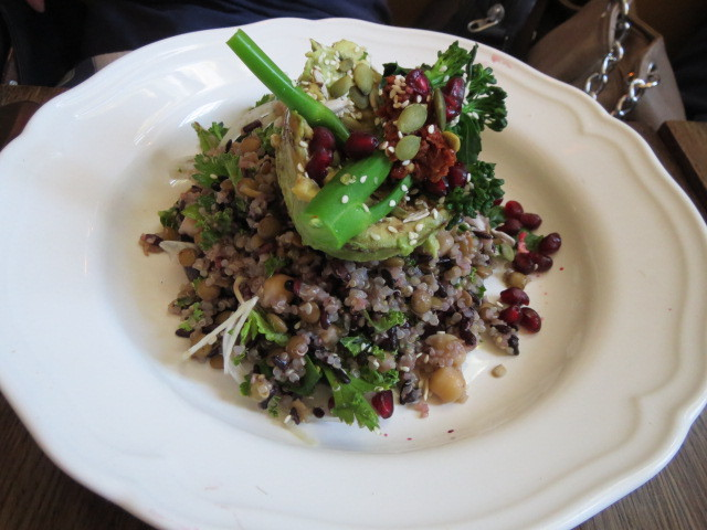 Jamie's Italian Super Lunch, Super Food Salad, Adelaide