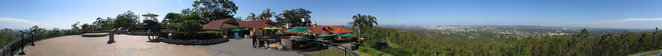 360 degree view of the Kuta Cafe and Brisbane