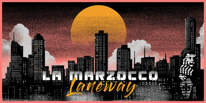 la marzocco laneway, mice party 2019, la marzocco australia, whitehart bar, community event, fun things to do, free event, coffee exhibition, live music, coffee brews, pizza, whitehard lane, jamie bennet & co, crown ruler, magnetic city, funk, boogie, disco, beers and vinos, entertainment, date night, night life