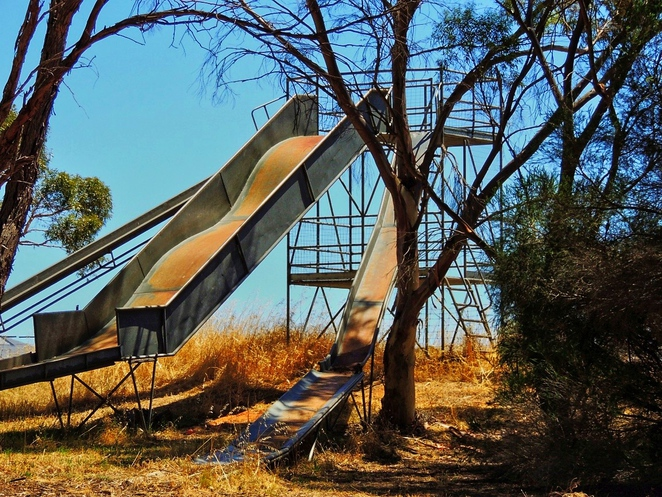 lost attractions, lost attractions in south australia, in adelaide, australian grand prix, amusement parks, grand prix, museums, picture theatre, cinemas in adelaide, puzzle park adelaide