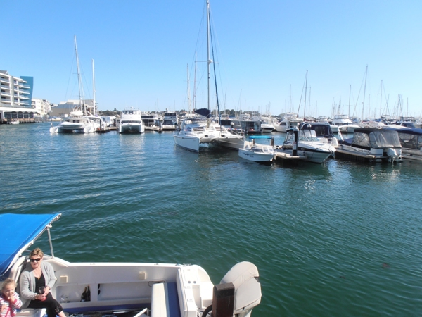 Boating enthusiasts invariably love Mandurah's waterways