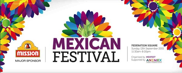 Mexican Festival, Federation Square, Mexican indepandance day, Mexico, Melbourne