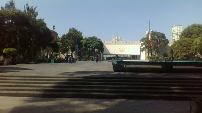 Museum of Anthropology, Chapultepec park