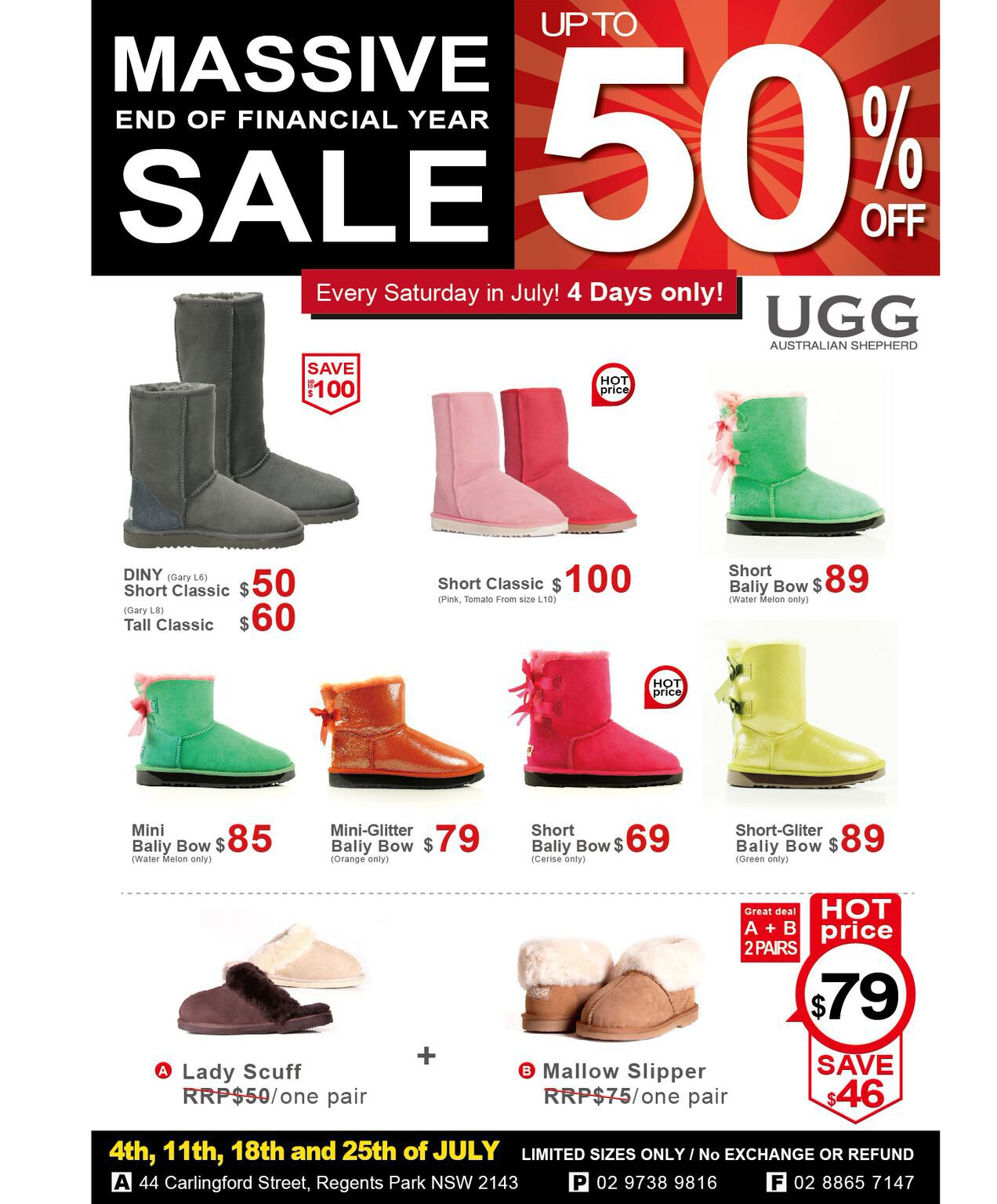 ugg outlet brisbane