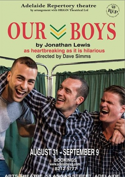 Our Boys Review at The Arts Theatre, Adelaide