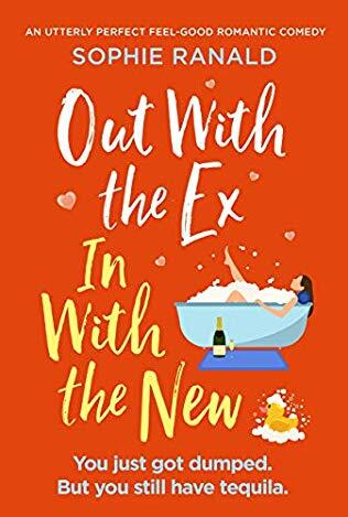 Out with the ex in with the new, The Truth About Gemma Grey, Sophie Ranald, rom com, chick lit, romance
