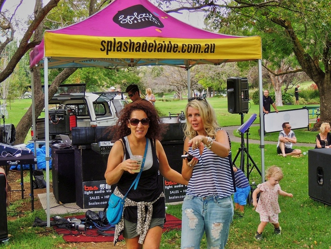 parklands, adelaide parklands, sport and recreation, south parklands, bonython park, city of adelaide, activities for kids, fork on the road, square mile, music festival
