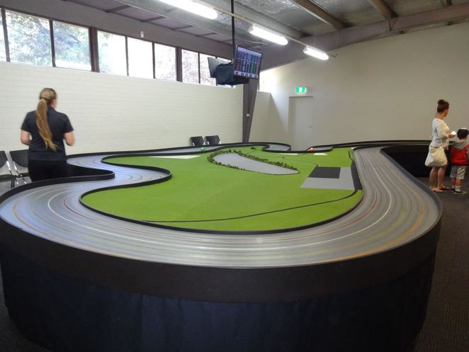 Phillip Island Slot Car Track