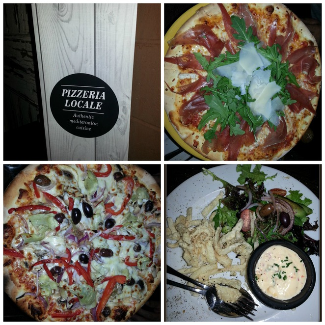 pizzeria locale meadowbank