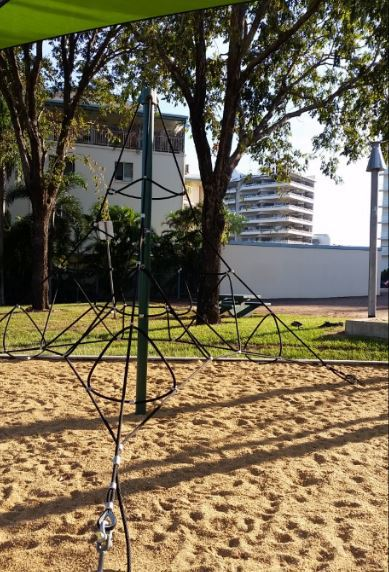 playground, Darwin CBD, children, children play area, free