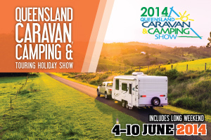 Qld Caravan camping and holiday show