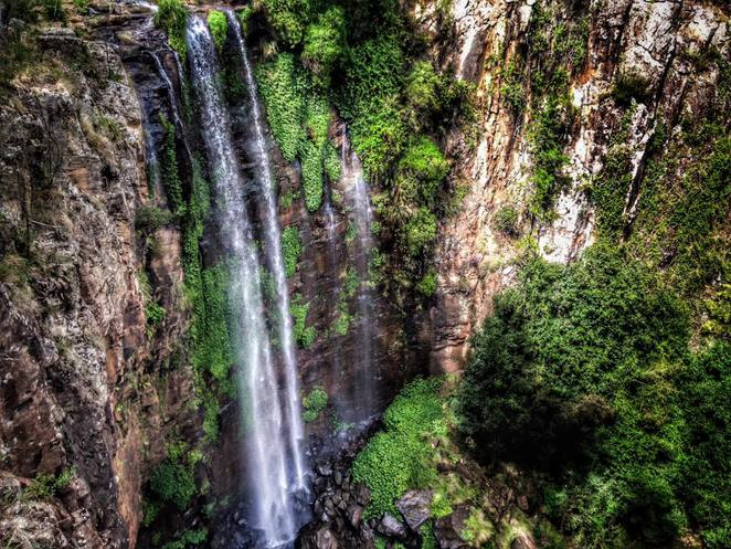 Queen Mary Falls, Scenic Rim, Main Range National Park, The falls, Boonah, Killarney