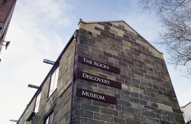 Rocks Discovery Museum