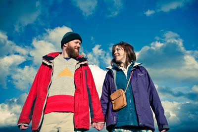 A scene from Sightseers, courtesy of Rialto Distribution.
