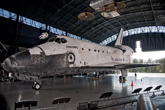 Virtual Tour of the Smithsonian National Air and Space ...