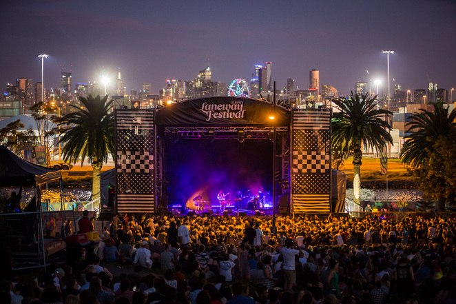 St Jerome's Laneway Festival, music festival, maribyrnong river, international artists and bands, a.b. original, aurora, babo, camp cope, car seat headrest, clams casino, ecca vandal, fascinator, floating points (live), gang of youths, gl, glass animals, jagwar ma, jess kent, julia jacklin, lucas brasi, mick jenkins, mr. carmack, nicholas allbrook, nick murphy (chet faker), roland tings, tame impa, tash sultana, tourist, white lung, whitney, young thug,bob moses, d.d.dumbo, flying colours, iv league, koi child, nao, sampa the great, tycho, community event, fun things to do, celebrate summer, family fun, musicians, bands, music, performing arts