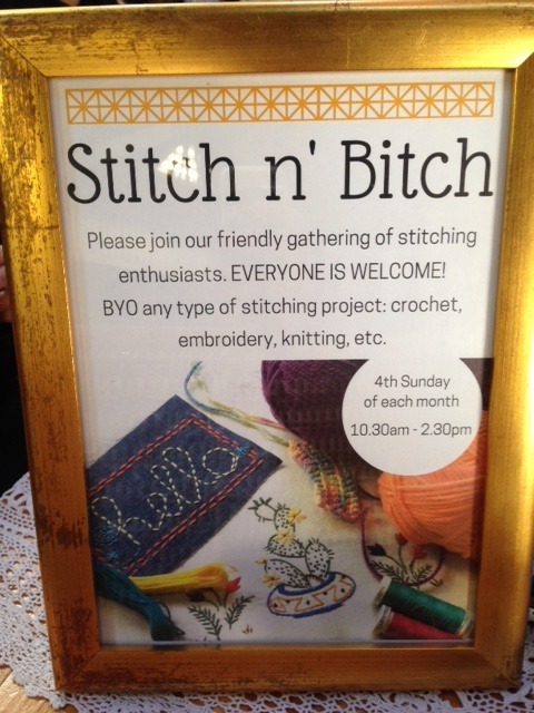 stitch and bitch, flinders street market, stitching groups, adelaide crafts, adelaide stitching, adelaide crochet, adelaide embroidery, adelaide knitting groups