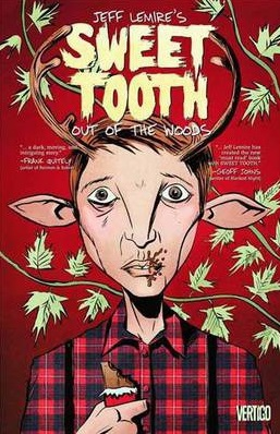sweet tooth, comic, graphic novel