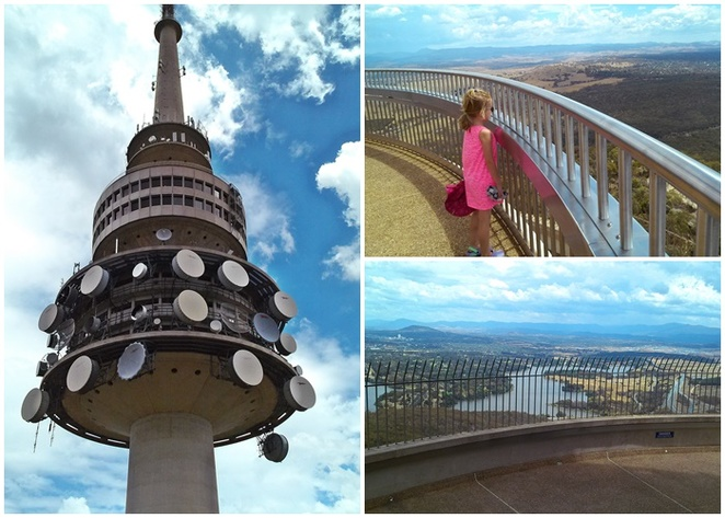 telstra tower, canberra, outdoor viewing platforms, outdoor, indoor, tall building, lookout, black mountain, lookouts, views of canberra, ACT,