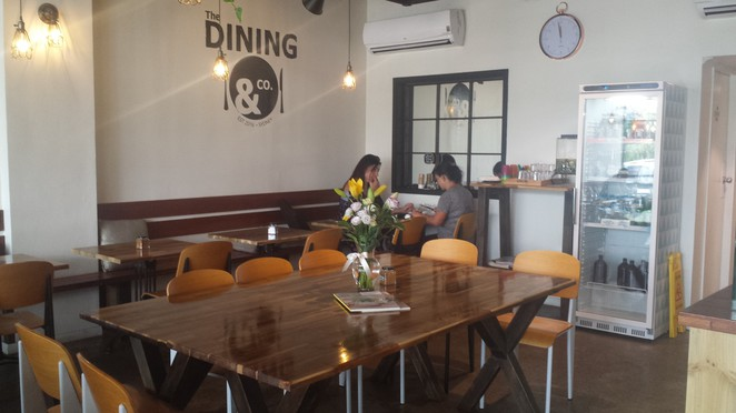 The Dining & Co cafe North Ryde