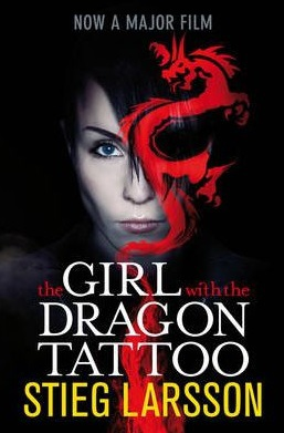 the girl with the dragon tattoo, novel, steig larsson