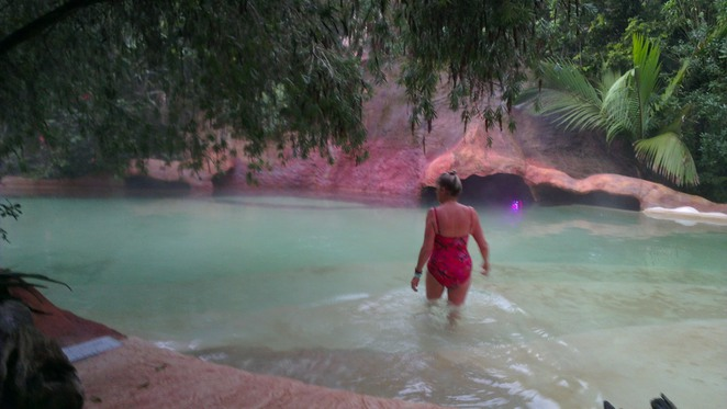 The Lost Spring, Whitianga, Thermal Pool, Day Spa, Cafe