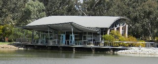 Torrumbarry Weir, Interpretive Centre,