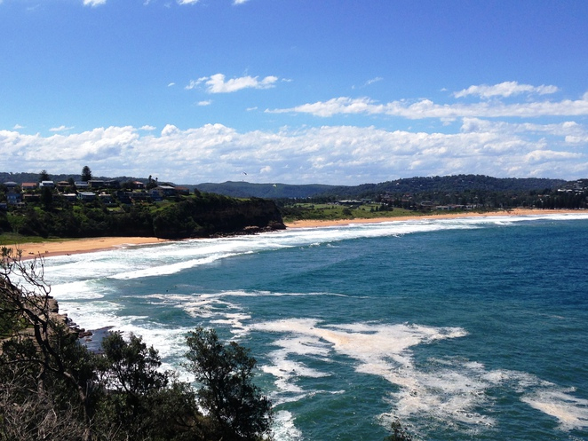Warriewood Beach, Mona Vale Beach, Turimetta Headland Walking Track