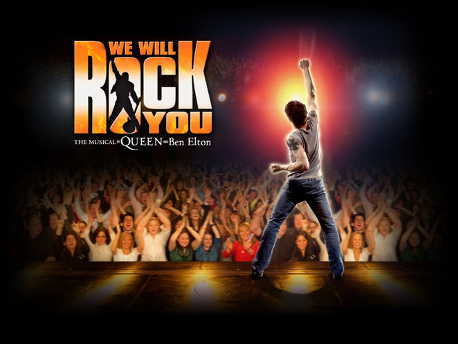 we will rock you australian tour 2016