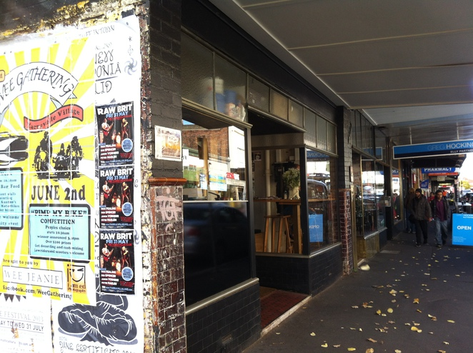 wee jeanie, yarraville, cafe, coffee, lunch