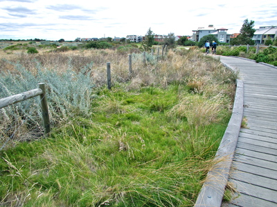 Williamstown Foreshore Trail