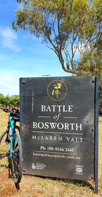 Winery, McLaren Vale, organic, Willunga, quirky, intimate, wine, vineyard, history, organic