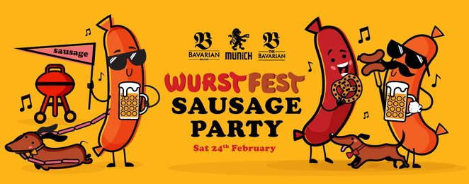 Wurstfest Sausage Party