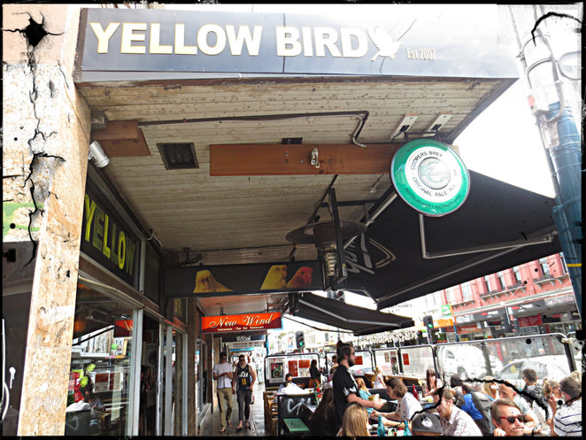 yellow bird bar mexican restaurant melbourne. Black Bedroom Furniture Sets. Home Design Ideas