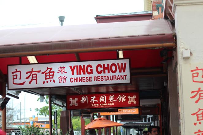 Ying Chow Chinese Restaurant