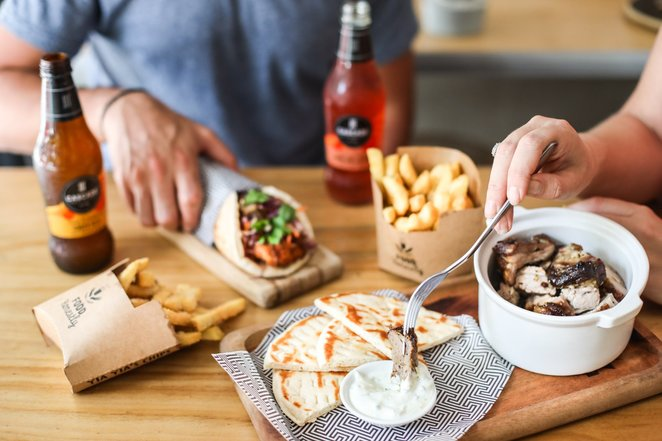 zeus street greek, canberra, mort street, takeaway food, greek, fast food, takeaway, family friendly, pitas, healthy, chips, meal deals, pick up,