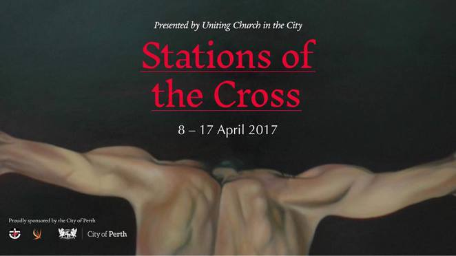 2017 Stations of the Cross Art Exhibition
