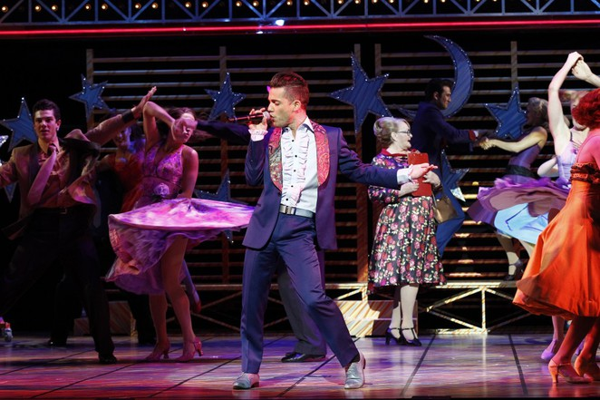 Anthony Callea Grease