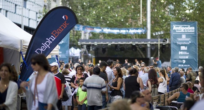 Antipodes Lonsdale Street Festival