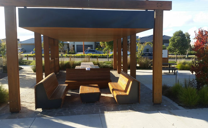 Armstrong Creek, BBQ Area, Playground, Geelong,