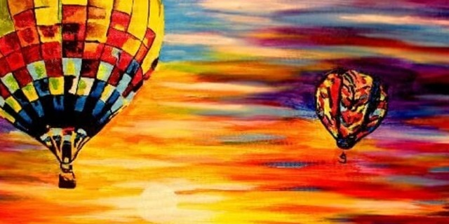 balloon,painting
