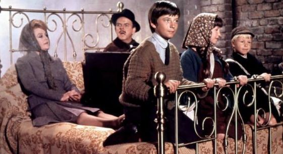 Bedknobs and Broomsticks, movies about witches, family friendly movies about witches