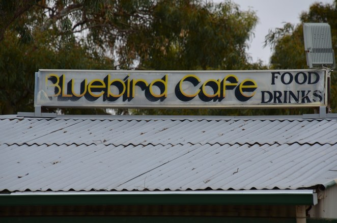 Bluebird Cafe, Lake Bonney, Barmera, lunch, light meals