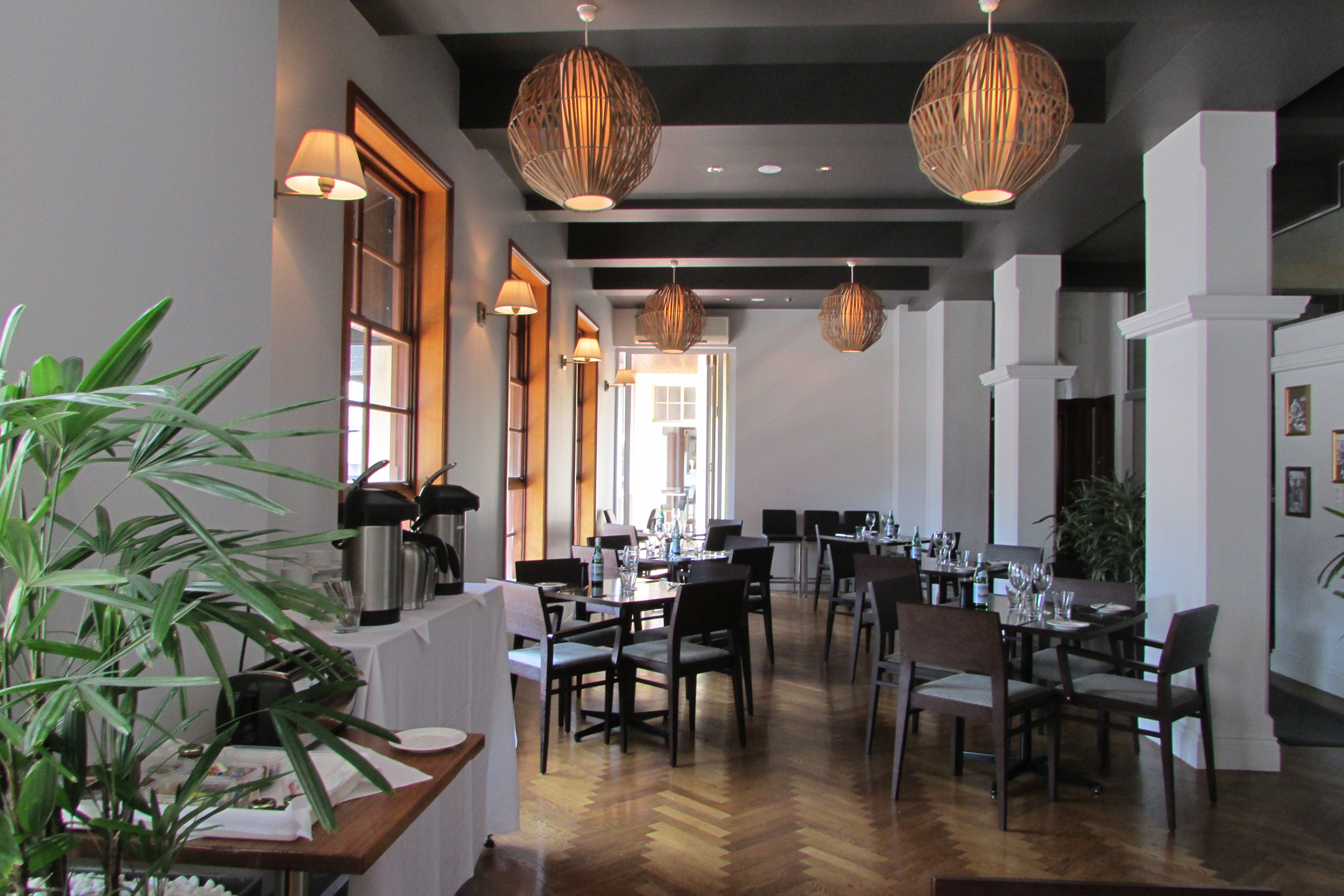 The New Inchcolm Hotel Restaurant