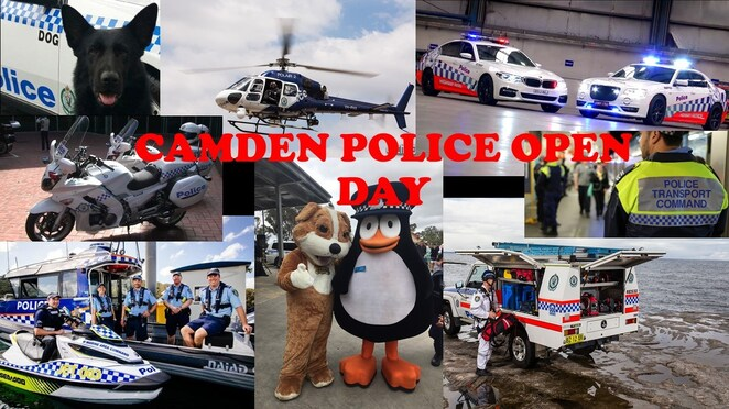 camden police open day 2019, community event, fun things to do, camden police area command, free police event, local police, police resources, dog squad, polair, police rescue, water police, highway patrol, transport police, mounted police, police recruitment, police eyewatch, pcyc, crime scene, rural crime, camden council, wollondilly council, service nsw, camden and wollondilly domestic voilence committee, camden rotary, bbq, sausage sizzle, coffee, drinks, snacks, kids activities