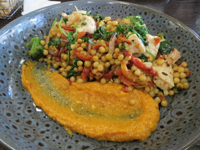 Common Grounds Eatery, Nourish Bowl, Adelaide
