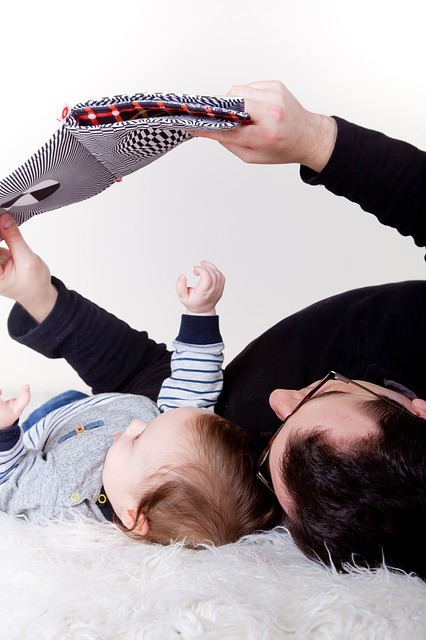 Daddy and Me Story Times - Bassendean Memorial Library