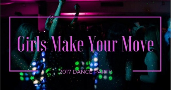 dance party, fun, active, free teen event