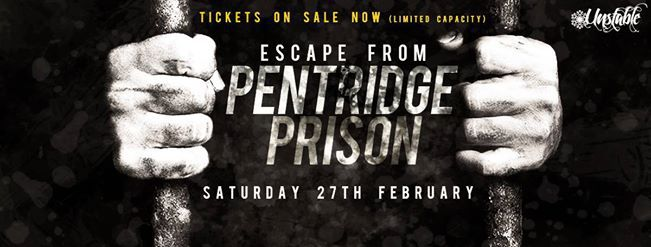 escape from pentridge prison, music festival, psychedelic music