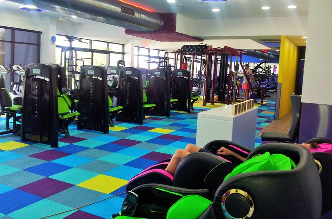 fitness, gym, funk fitness